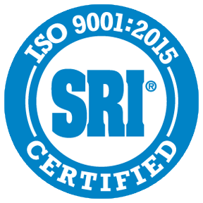 ISO 9001:2015 Certification Badge